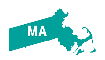 Massachusetts state icon