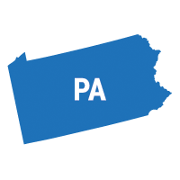 Pennsylvania state icon