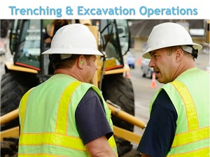Trenching and Excavation Operations video