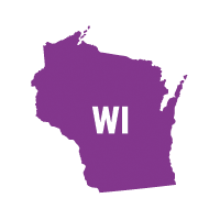 Wisconsin state icon