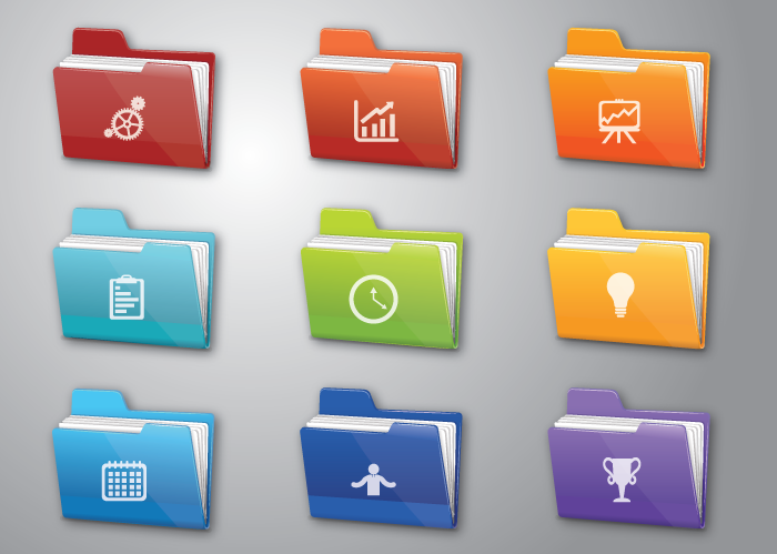 Resource folders | Photo: iStock