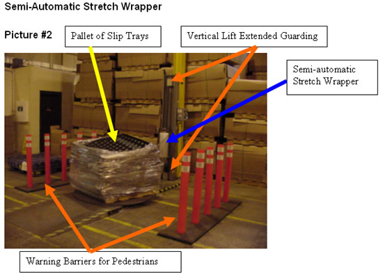 Semi-Automatic Stretch Wrapper. For problems with accessibility in using figures and illustrations, please contact the Directorate of Cooperative and State Programs at (202) 693-2200 for assistance.